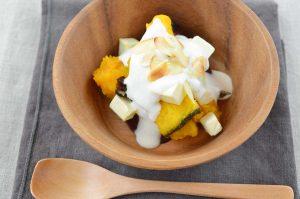 ホクホク野菜のヨーグルトサラダ